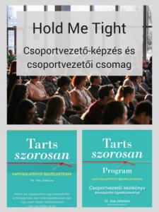 Hold me tight – Ölelj át! csoportvezető képzés indul